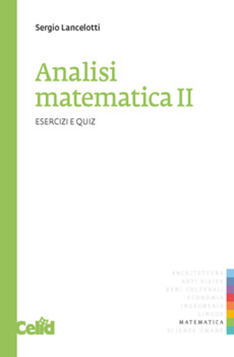 Picture of ANALISI MATEMATICA 2 ESERCIZI E QUIZ